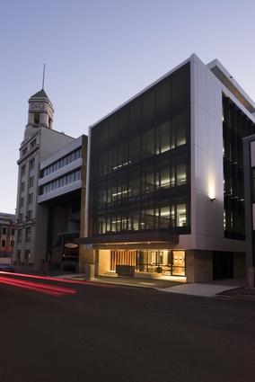 25 Watt Street by EJE Architecture.