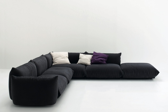Marenco sofa by Mario Marenco.