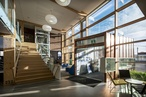 Glassworks' low emissivity glass used in library upgrade