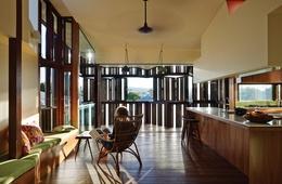 Life on the edge: Shutter House