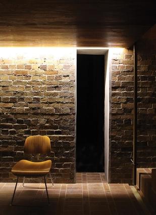 LED strip lighting.