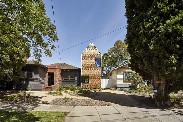 Tower House (Vic) by Andrew Maynard Architects.