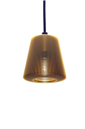 Bramah pendant by Michael Young for EOQ at Simon James Design.