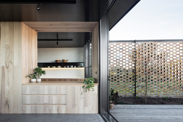 Fish Creek House by Edition Office.