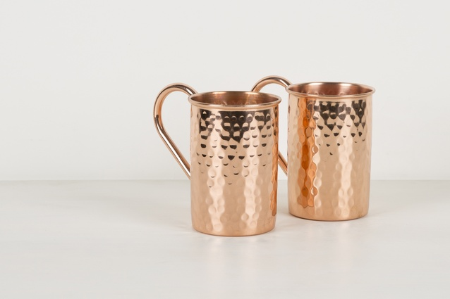 Copper mugs | 