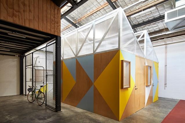 Claisebrook Design Community by CODA Studio.