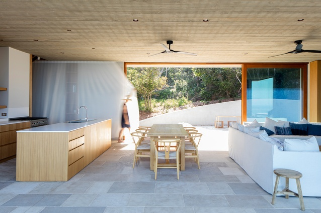 Macmasters Beach House by Polly Harbison Design.