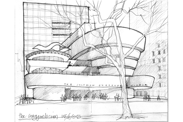 Summer series 4 grand tour drawings architecture now for Giardino 54 nyc