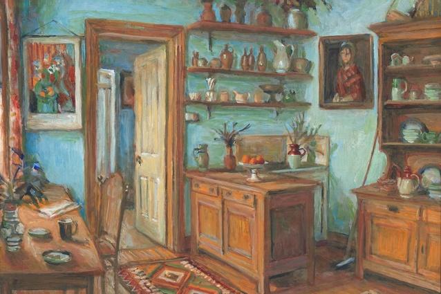 Margaret Olley Home Architectureau