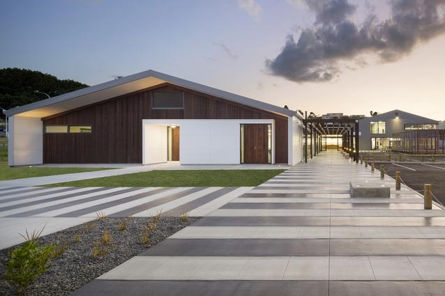 Commercial Architecture Award: Te Wānanga o Aotearoa, Tauranga by Wingate + Farquhar.