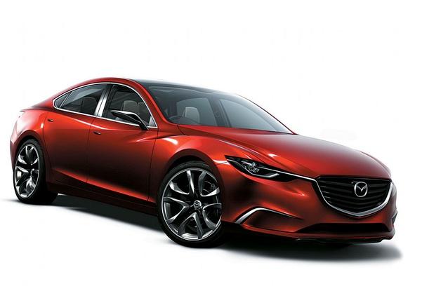Mazda Takeri concept.