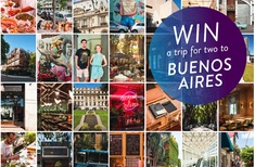 Win a trip for two to Buenos Aires