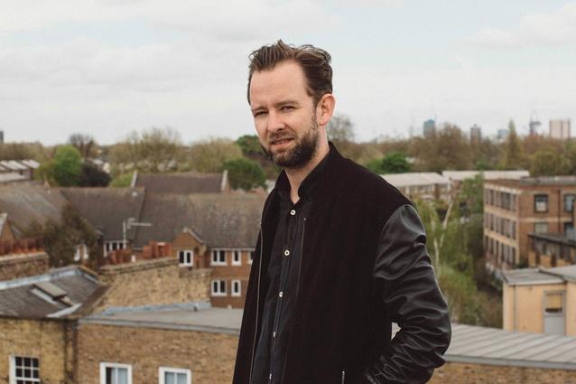Designer Tim Rundle.