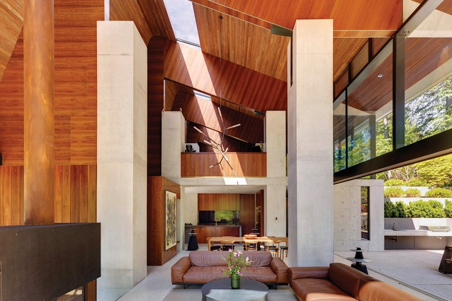 Pirramimma (NSW) by Peter Stutchbury Architecture.