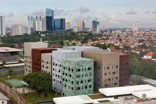 Forthright yet finessed: Australian Embassy Jakarta