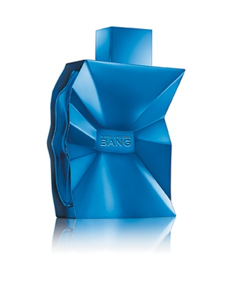 7. Marc Jacobs Bang. Presented in a metal flacon that looks like the physical description of an explosion, this cologne is full of spicy pepper notes. marcjacobsbang.com