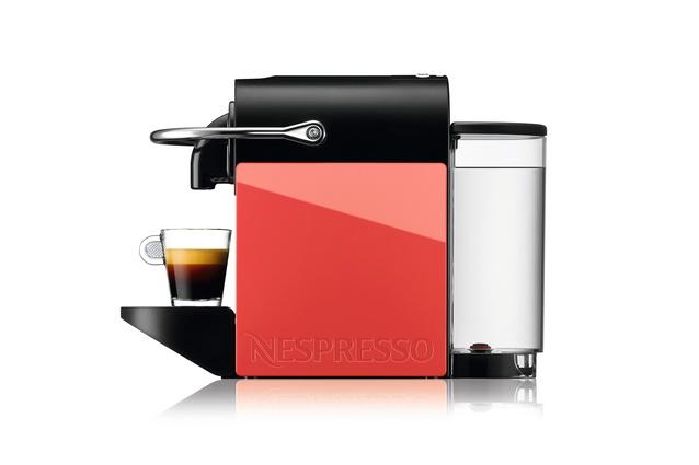 "<a  href="" https://www.nespresso.com/nz/en/product/pixie-clips-white-and-coral-neon-EN126AE"" target=""_blank""><u>Nespresso</u></a> Pixie Clips coffee machine $439."