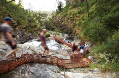 Of stone and steel: MacKenzie Falls Precinct