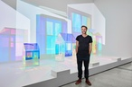 Tiny, foldable perspex houses win $30k design prize