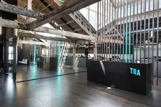 2015 Interior Awards winner: Supreme Award and Workplace (under 1000m2) — TRA by José Gutierrez Ltd.