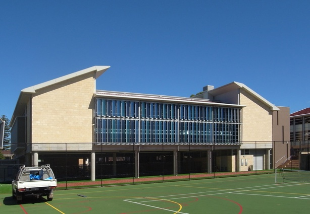 <strong>Public:</strong> Presbyterian Ladies' College, Peppermint Grove Middle School, Science and Creative Arts by Marcus Collins Architects.