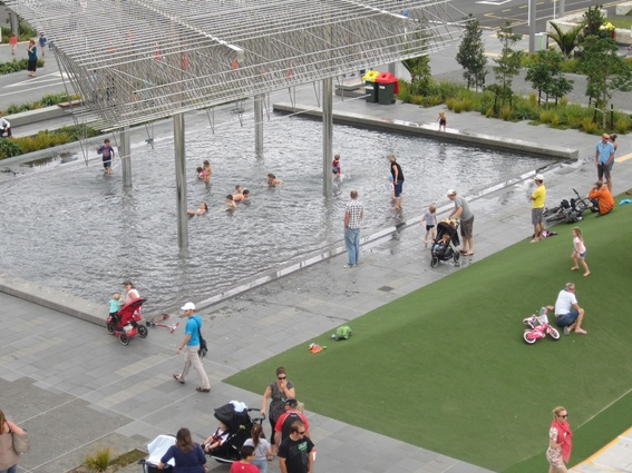 Silo Park and Wynyard Quarter: Discover a series of exciting new developments in this well-considered and already beloved public space on Auckland's waterfront (voted Urbis' Best Public Space of 2012).