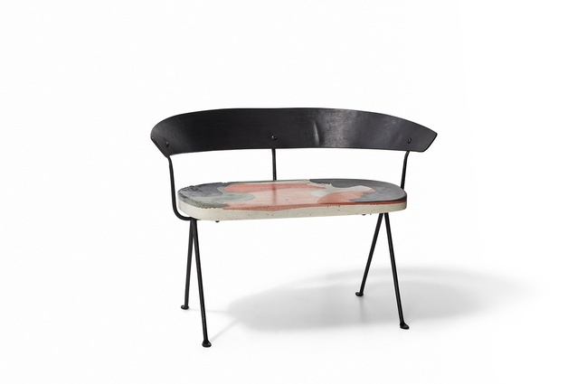 The Officina chair reinvented by Studio Twocan for Chairity Project 2016.