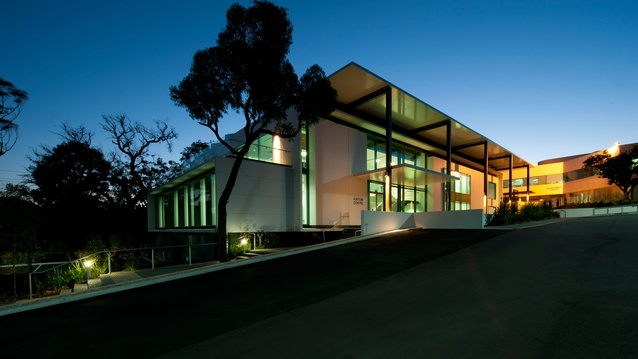 <strong>Public, Sustainable:</strong> Katitjin Centre, Australian Institute of Management by Cox Howlett and Bailey Woodland.