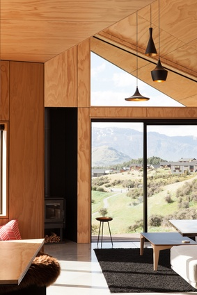 Housing category winner: Tom's House, Queenstown by Anna-Marie Chin Architects.