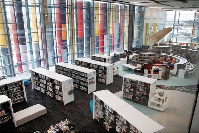 Success Public Library by Bollig Design Studio.
