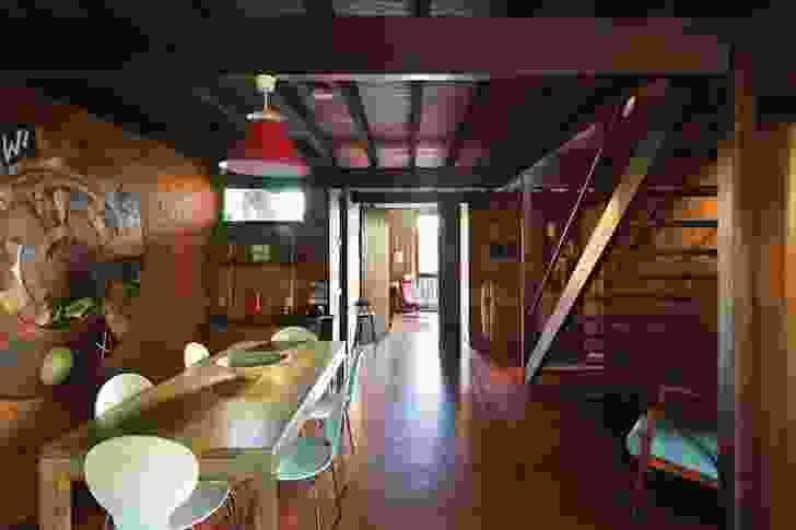 Railton House and Office by John Railton Architects.