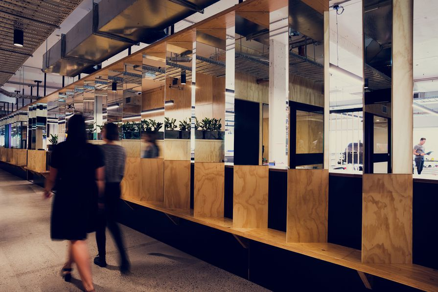 ACMI X by Six Degrees Architects.