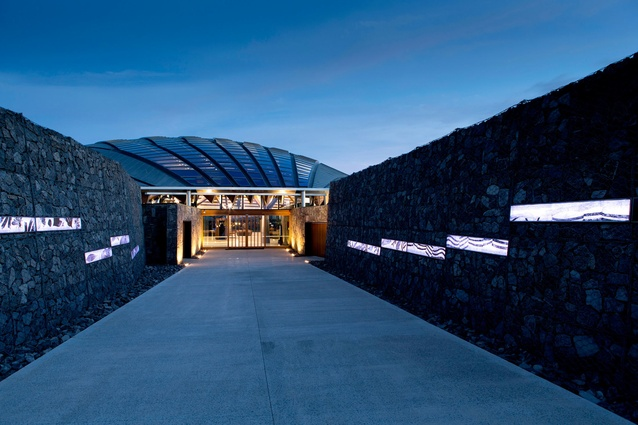 National Arboretum Canberra by Tonkin Zulaikha Greer and Taylor Cullity Lethlean.