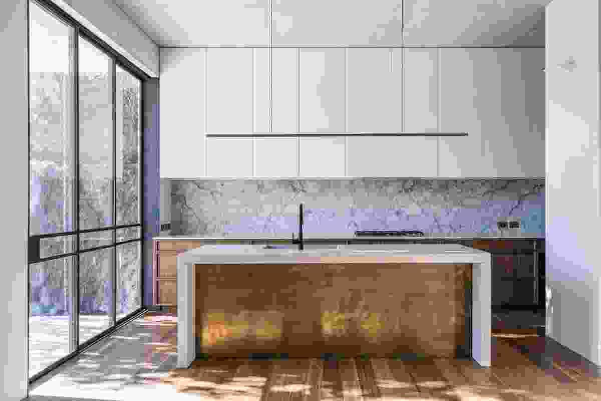 House in Paddington by Tribe Studio.
