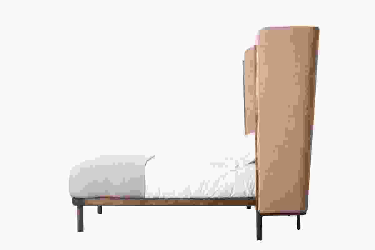 Dubois bed by Nichetto.