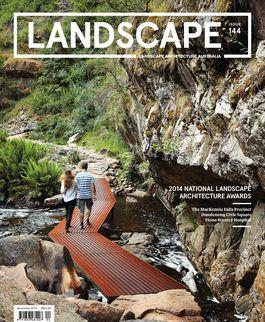 Landscape Architecture Australia, November 2014