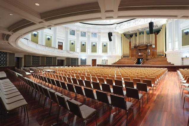 Brisbane City Hall Architectureau