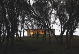 Arm End House by Stuart Tanner Architects.