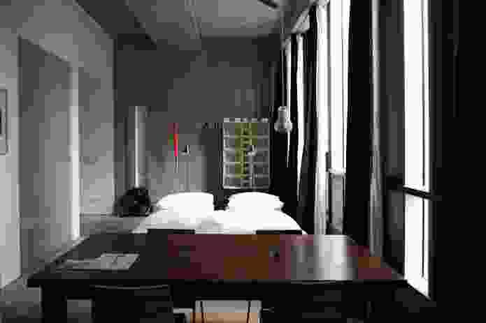 Interior of Miniloft by Deadline Architects.