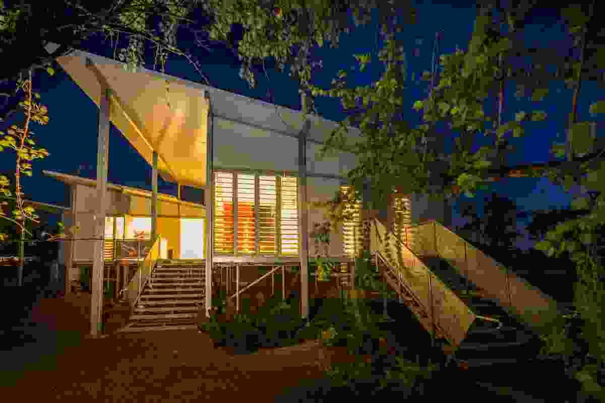 Djakanimba Pavilions by Insideout Architects.