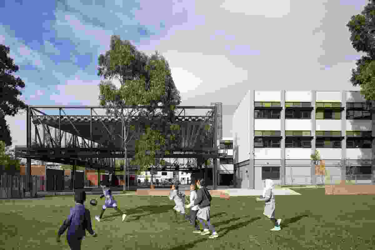 Carlton Learning Precinct COLA by Law Architects.