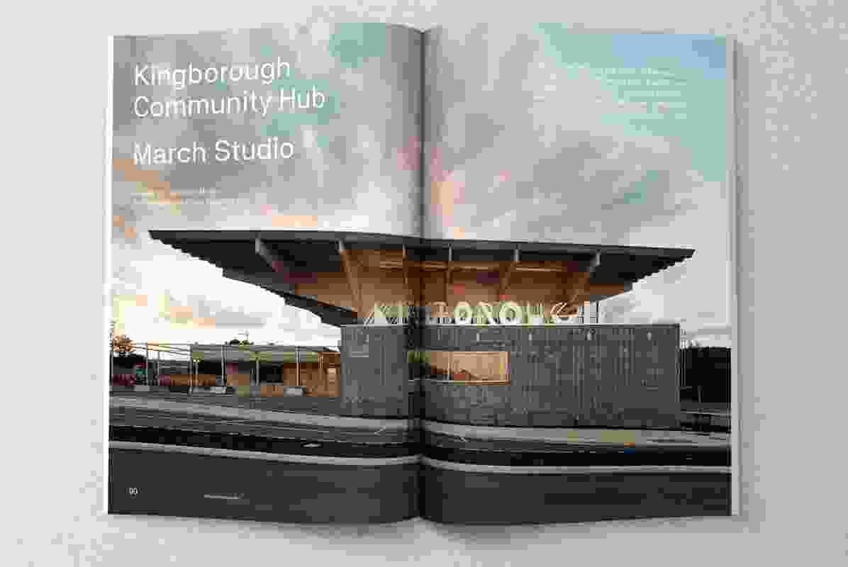 Kingborough Community Hub by March Studio