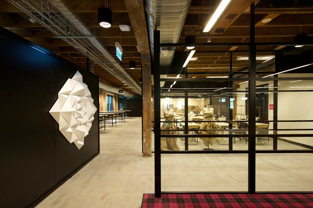 Think Education Sydney Ultimo Campus by Moda Design Group.