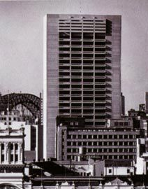 Waterboard Building, 1962. Image: David Moore.