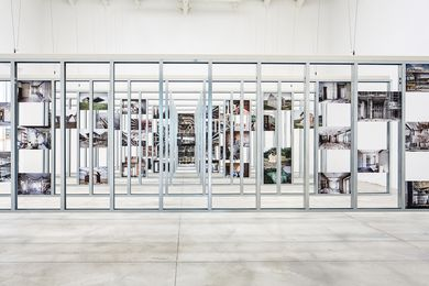 Spanish exhibition: Unfinished at the 2016 Venice Architecture Biennale.