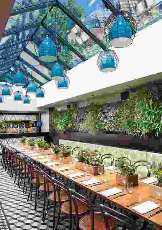 Hospitality Design – Botanical by Webb Plus.