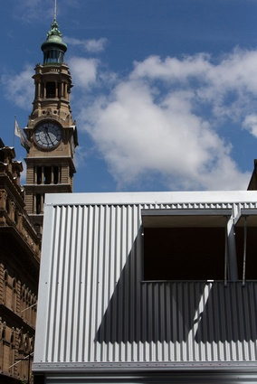 Grid by Carter Williamson at Sydney Architecture Festival 2012.