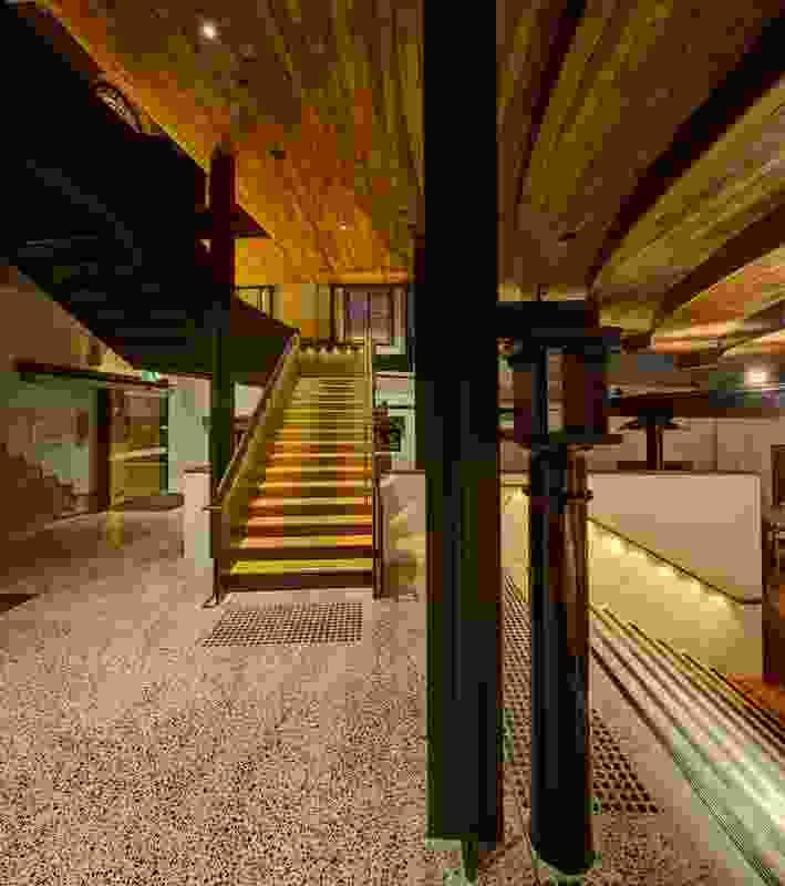 Eternity Playhouse by Tonkin Zulaikha Greer Architects.