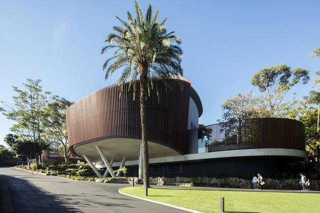 Centenary Theatre, Taronga Zoo by TKD Architects.