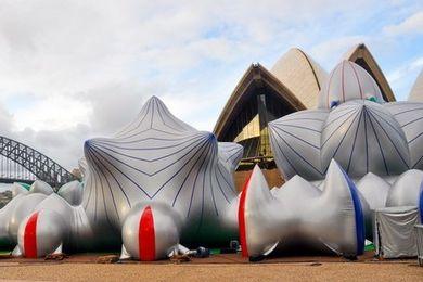 Mirazozo (2010) by Architects of Air Luminaria.